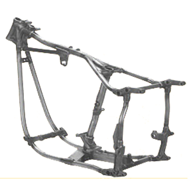 harley frame swingarm xl wide